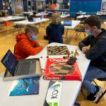 Mentoring Checkers